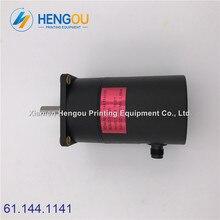 цена на 1 Piece 61.144.1141 DC 24V 1.5Nm pull gauge paper automatic range motor 61.144.1141/01 for SM102 CD102 machine