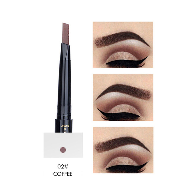 Hot 5 Colors Eyebrow Pencil Eye Brow Tint Cosmetics Natural Long Lasting Paint Tattoo Eyebrow Waterproof Black Brown Makeup Set 5