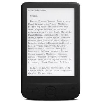 4,3 дюймов E Ink для чтения электронных книг 800X600 читалка электронная Бумага книга с передним светильник чехол кошелек из искусственной (16 Гб)