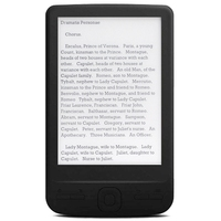 4.3 Inch E Ink Ebook Reader 800X600 Ereader Electronic Paper Book with Front Light PU Cover(16G)