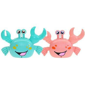 Zabawki dla dzieci nowe zabawki doskonałe trwałe elementy ABS i elektroniczne lekka muzyka błyszczące kraby elektryczne dla dzieci prezenty tanie i dobre opinie Z tworzywa sztucznego Zasilanie bateryjne Miga Brzmiące Edukacyjne Electric crab 13-24 miesięcy Unisex