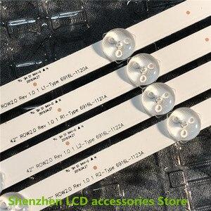 Image 5 - 12 ピース/ロットのための 42 インチ液晶バックライトランプ 6916L 1120A 6916L 1121A 6916L 1122A 6916L 1123A プレートモデル LC420DUN 100% 新 832 ミリメートル