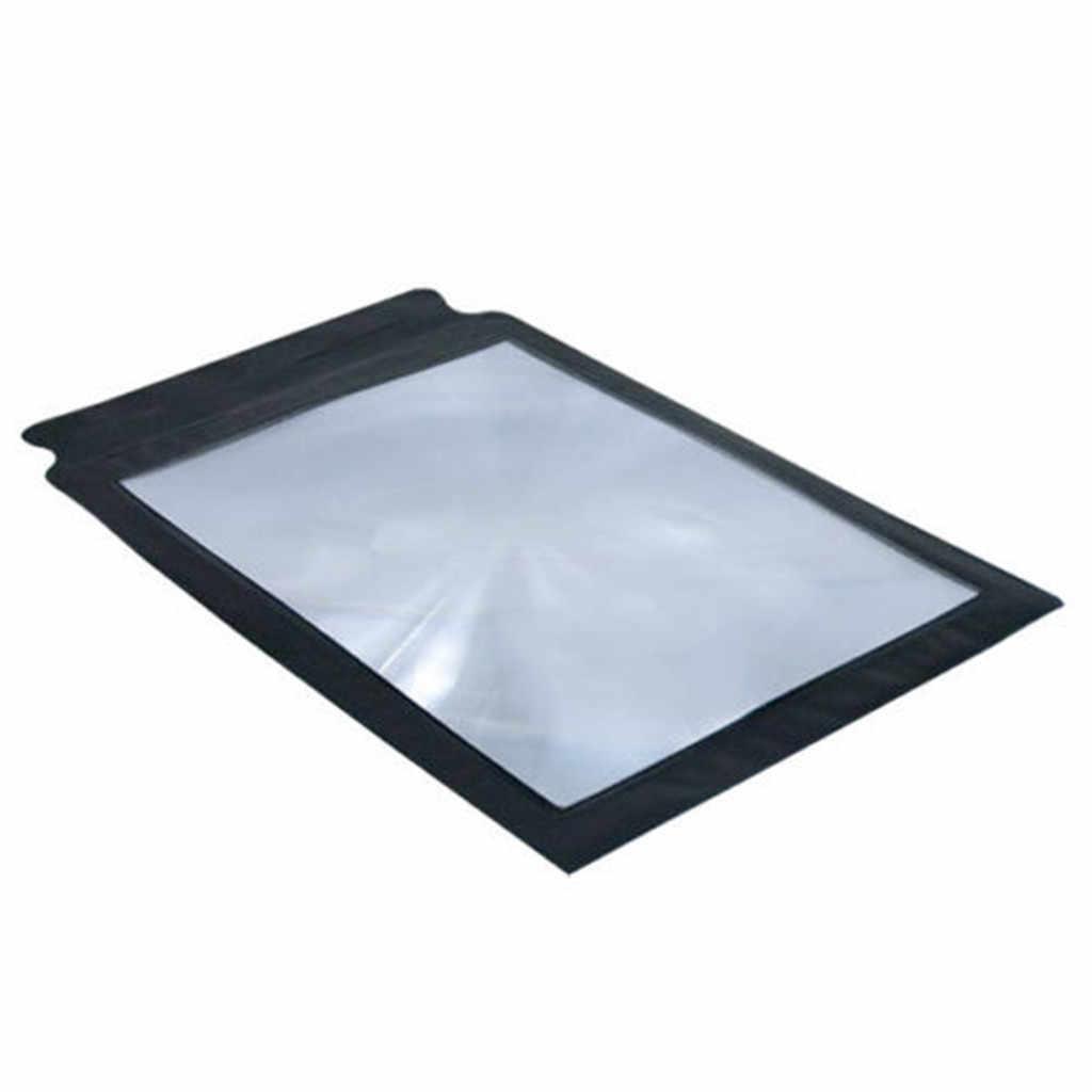 Большой лист а4 для чтения, увеличительное стекло, линза Френеля для чтения, садовые инструменты для обустройства дома