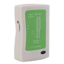 Detector Network-Cable-Tester Remote-Test-Tools Networking Professional RJ45 CAT5 RJ12