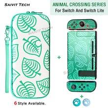 Nintendos Nintend Commutateur Sac Animal Crossing Portable Mallette De Voyage Pour Nintendo Switch/Lite Accessoire Console