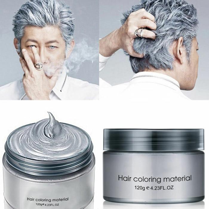 diy coloração seguro rápido cabelo estilo mp789