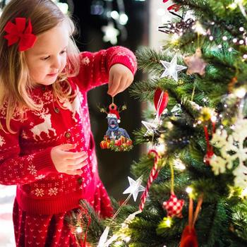 Dog Decoration Christmas Tree  5