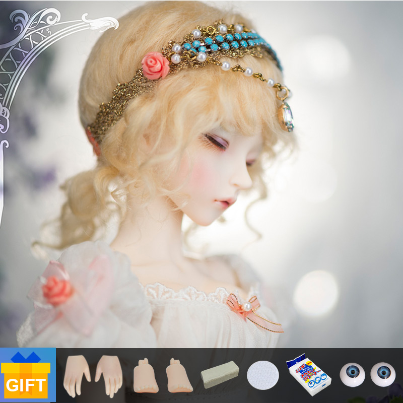 New Arrival Minifee Liria BJD Dolls 1/4 кукла Bjd Body Jointed Resin Doll Children Toys For Girl Birthday Gift