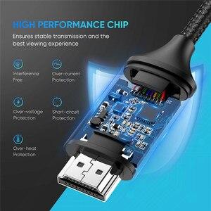 Image 3 - Ugreen USB C A HDMI Tipo di Cavo C HDMI Thunderbolt 3 Convertitore per MacBook iPad Pro 2018 USB C HDMI Adattatore USB Tipo C HDMI