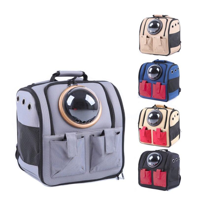 Sac à dos pour animaux de compagnie sac de transport pour chien chat sac de transport de voyage en plein air