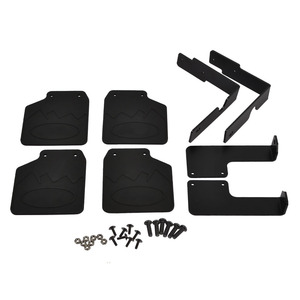 Image 5 - RC TRX4 RC Car Front Rear Mud Flaps Rubber Fender Mudguard for Traxxas Trx 4 trx4 Accessories