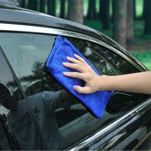 Image 5 - 10 pçs microfiber carro toalha de limpeza automóvel motocicleta lavagem de vidro limpeza doméstica pequena toalha