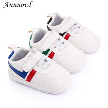 Shoes Doll Toddler Newborn Baby-Girl Infant White Footwear Sneakers Patch Tenis Gift