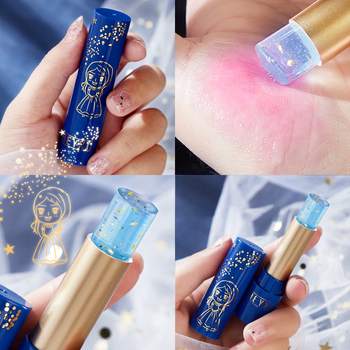 Color Changing Gold Foil Lip Gloss  2