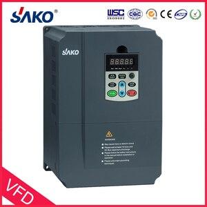 Image 3 - Высокопроизводительный фотогальванический инвертор солнечного насоса Sako 380 В 11 кВт VFD, тройной (3) фазовый выход переменного тока