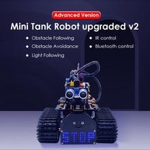 NEW!Keyestudio DIY Mini Tank…