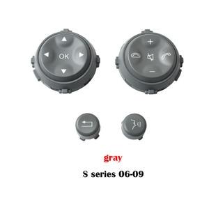 Image 4 - カースタイリング多機能ステアリングホイールキーボタン電話キー制御ボタンのためのメルセデスベンツ W221 S CLASS S280 S300 s350 S400