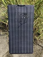 Etfe Solar Panel 100w 12v Flexible Solar Panels 500W 1000W 1500W 2000W Solar Charger Caravan Car Camping Motorhomes RV Phone