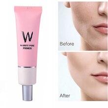 Новая Корейская косметика, праймер для лица, основа для макияжа для осветления лица, консилер для пор, Праймер, крем, розовая эссенция, перед тональным кремом