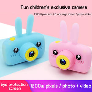 Mini Camera Screen-Display Forkid-Game Digital-Video 2inch Portable Children Full-Hd