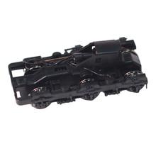 2,8x6,8 см(1,1x2,68 дюймов) 1: 87 HO весы железнодорожная Layou Ходовая Тележка Bogie для большинства HO масштабная модель поезда