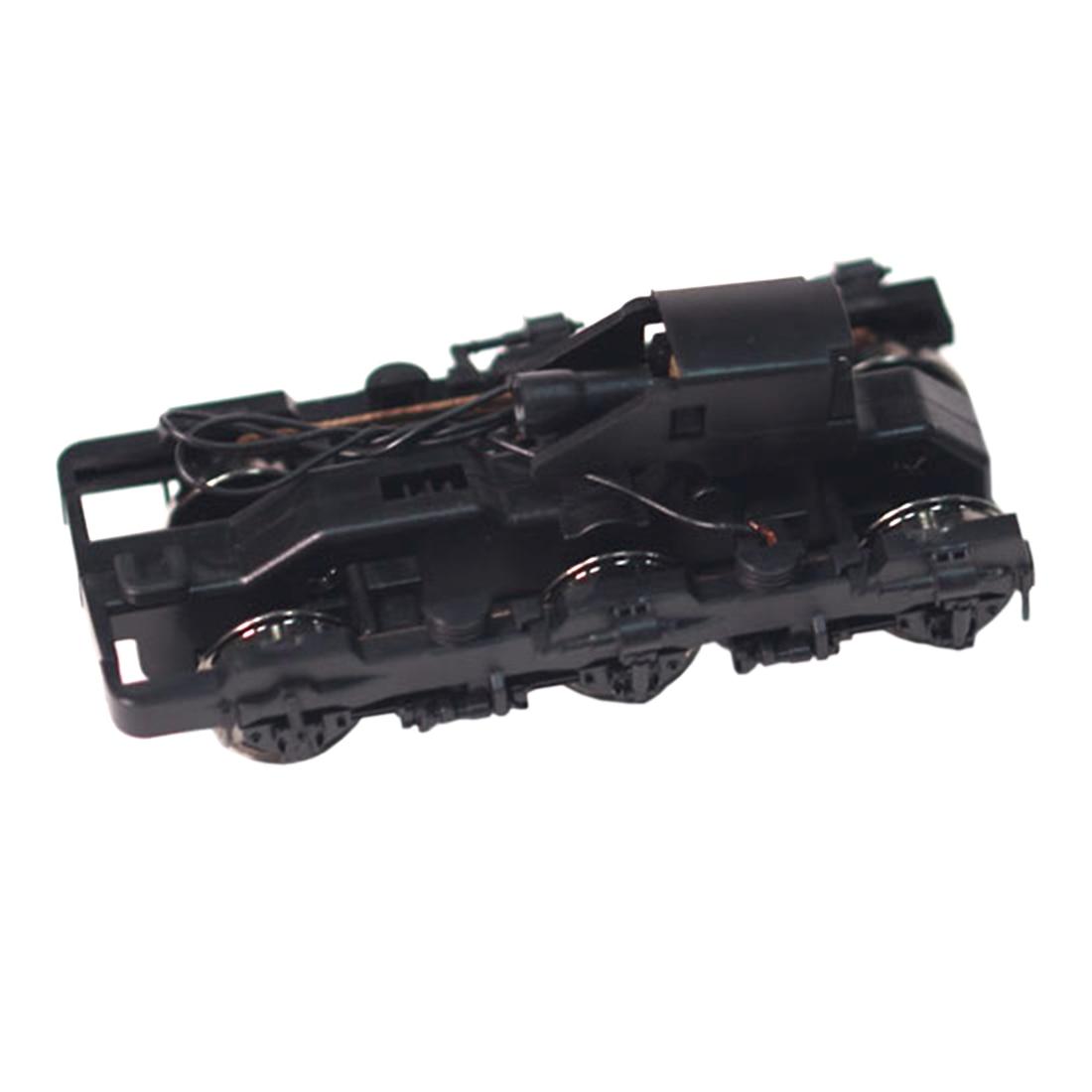 2.8x6.8 سنتيمتر (1.1x2.68 بوصة) 1:87 HO مقياس السكك الحديدية Layou الهيكل السفلي Bogie لمعظم HO مقياس نموذج قطار
