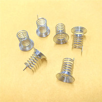 Tactile Switch Springs Edge Needle Wire Diameter 0.4 High 10mm Circle Diameter 6.5mm Surface Diameter 10mm Touch Spring 1000pcs