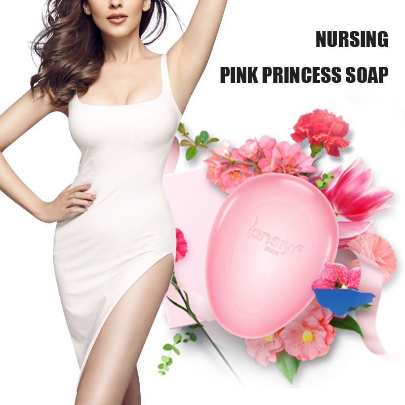 Hot New Whitening Bleaching Soap Body Cleansing Skin Care For Private Parts Lightening For Women CJing