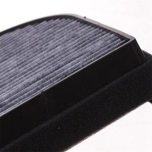 Image 5 - Araba kabin filtresi Oem A2028300018 Mercedes CLK A208 C208 1997 2003/SLK R170 1996 2004 modeli 1 adet aktif karbon filtre