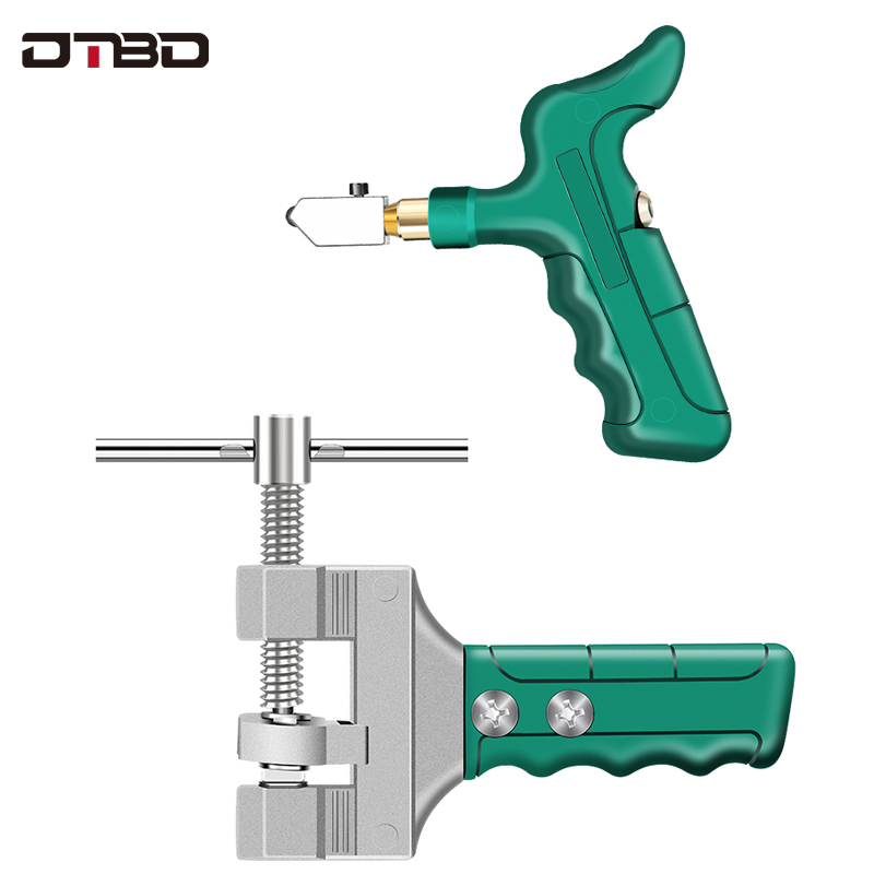 New Glass Tile Opener High Quality Hand-Held Large Wheel Ceramic Tile Glass Cutter Multi-function Roller Cutter 3-19MM