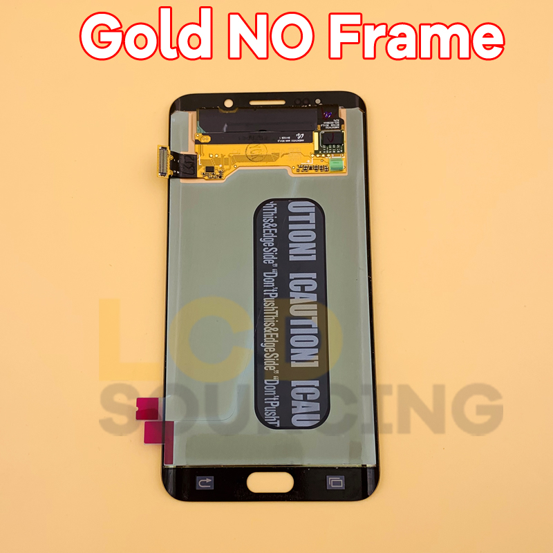 """Image 3 - 5,7 """"для Samsung Galaxy S6 edge plus ЖК дисплей G928 G928F сенсорный экран дигитайзер сборка для Samsung s6 edge LCD Замена G925Экраны для мобильных телефонов    АлиЭкспресс"""