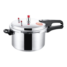 Aluminum Alloy Explosion-proof Pressure Cooker Household Gas Induction Cooker Two-purpose Pressure Cooker Pressure Cooker