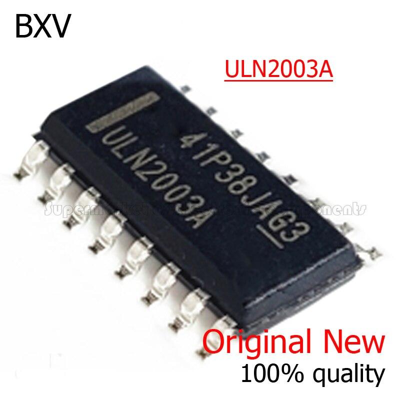 10PCS ULN2003A SOP16 ULN2003ADR ULN2003 2003 SOP-16 SMD New and Original IC Chipset bxv