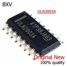 10PCS ULN2003A SOP16 ULN2003ADR ULN2003 2003 SOP-16 SMD New and Original IC Chipset bxv