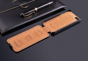 Image 3 - 100% Chính Hãng Đứng Da Flip Cho iPhone 5 5S SE Vải Stria Da Thật Chất Lượng Cao Với Giá Rẻ tấm Bảo Vệ Màn Hình