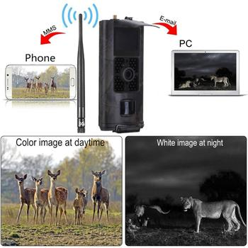 HC-700G Hunting Camera Wild Surveillance Tracking Game Camera 3G MMS SMS 16MP Trail Camera Video Scouting Photo Trap