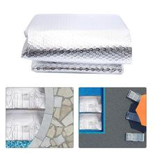Pool-Film Swimming-Pool 1PC Heat-Preservation-Cover Dustproof Thermal-Insulation