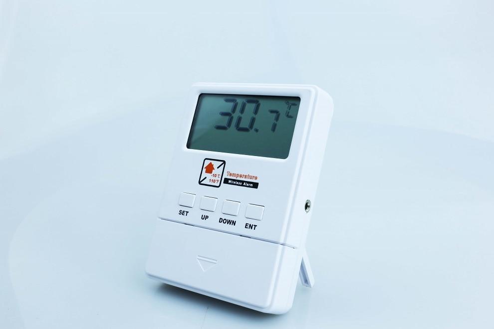 温度探测器侧面