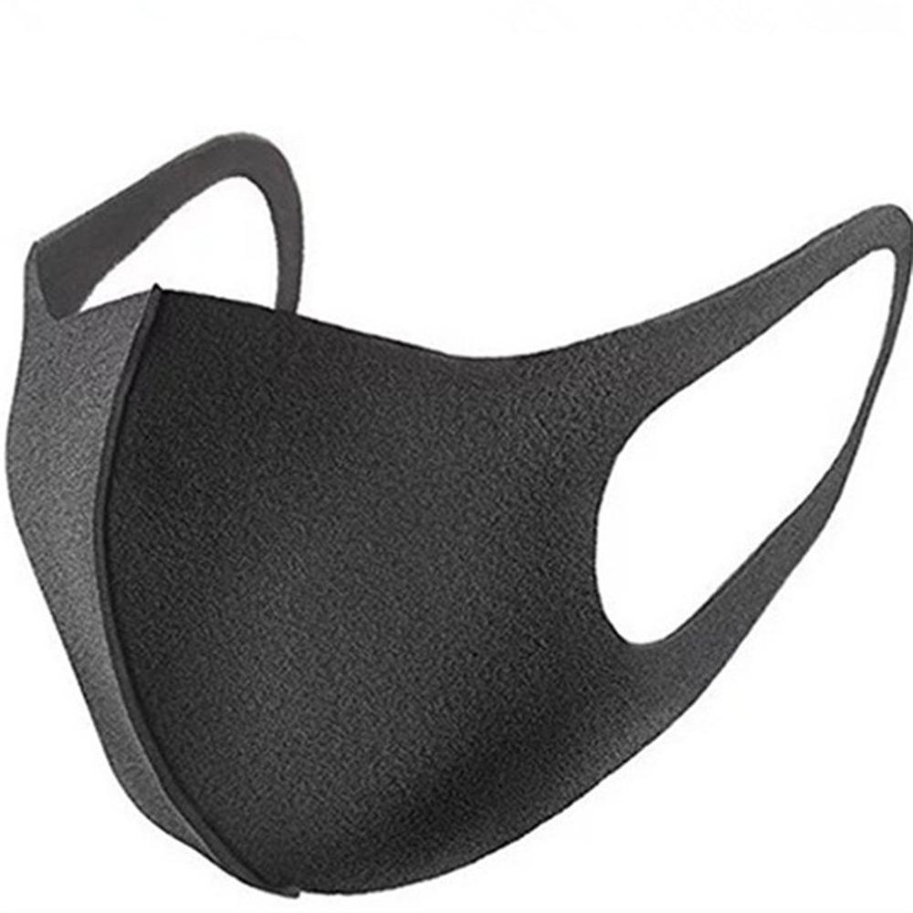 PM2.5 Sponge Mask Microfiber Allergy Resistant Anti Fog Haze Anti -dust Mask For Adult And Kids 1/3 Pieces