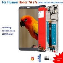 Высокое качество ЖК дисплей для huawei Честь 7a фотоаппаратов