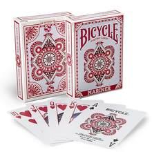 Rowerowe karty do gry Mariner 88*63mm Paper Magic kategoria karty do pokera dla profesjonalnego maga