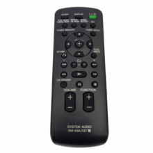 New Original  RM-AMU137 for Sony Hi-Fi Music System Remote control for RDH-GTK11iP RDH-GTK33iP Fernbedienung