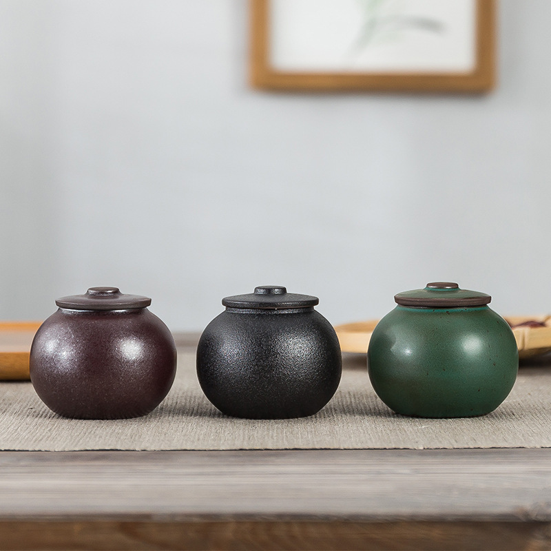 Ceramics Ashes Urn Memorial For Human Cremation Ash Holder Pet Dog Funeral Casket Keepsake Burial At Home In Niche Columbarium