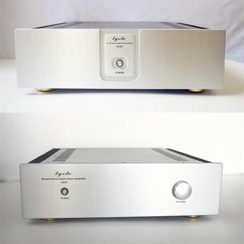 DIY Box External Cooling Enclosure Class A Rear Amplifier Case 430*115*409MM QL43115 Amplifier Chassis House Enclosure