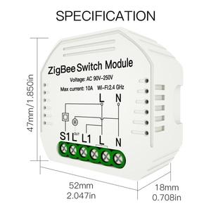 Mini DIY ZigBee 3.0 Smart Ligh