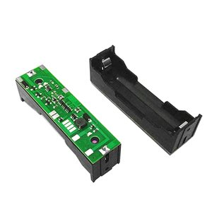 18650 Lithium Battery Booster Step- up Module Side Charging Side UPS Uninterrupted Protection Integrated Board