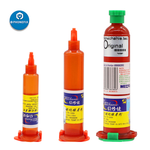 Image 1 - Mechanic TP 2500 UV LOCA Glue Liquid Optical Adhesive Glue 10ML UV Glue for samsung iPhone huawei LCD screen Glass Lens Repair