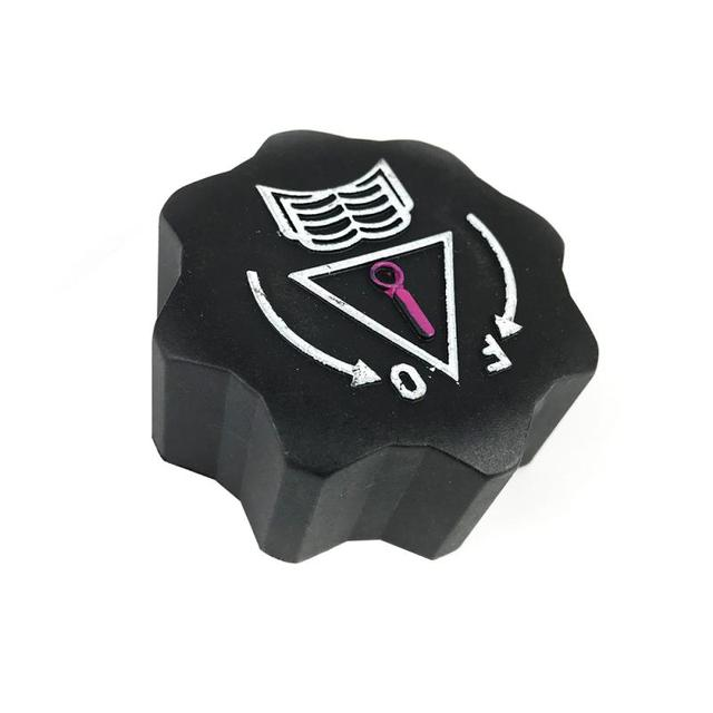 1 pc Black Radiator Water Tank Cap   For Peugeot 106 107 206 207 307 308 406 407 807 car accessories