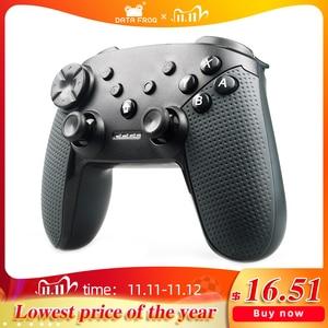 Image 1 - DATA FROG Game Controller For Nintendo Switch Controller Wireless Gamepad For PC Switch Controller Bluetooth Joystick