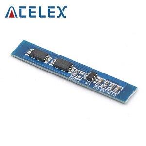 Image 2 - 2S 3A Li ion batterie au Lithium 7.4v 8.4V 18650 chargeur panneau de Protection bms pcm pour li ion lipo batterie cellule pack